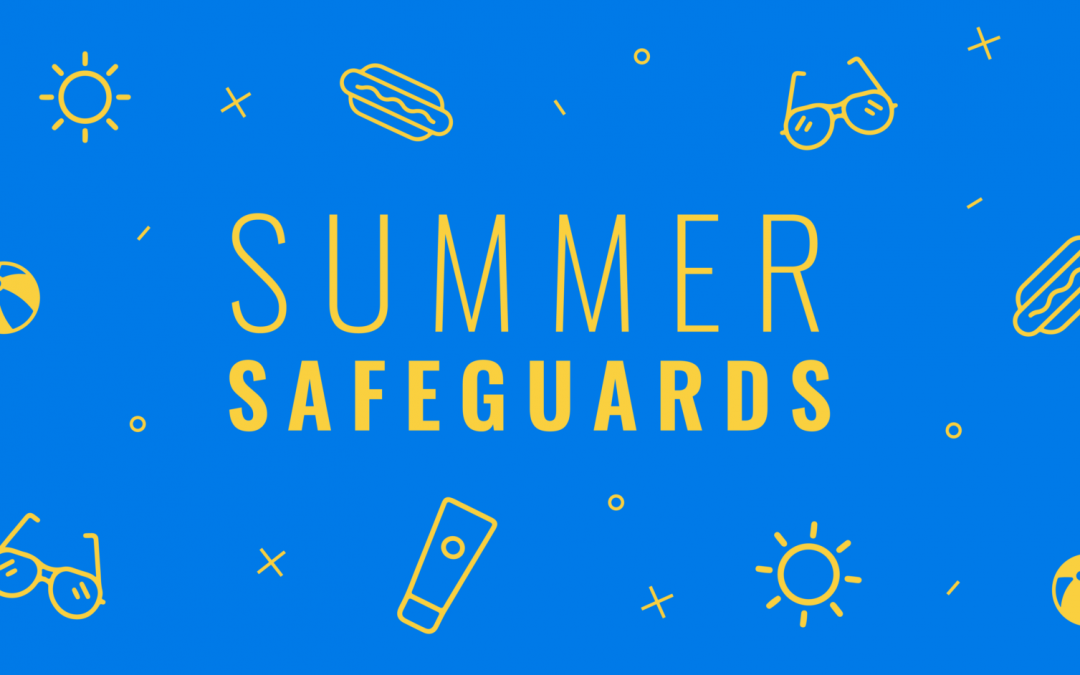 Summer Safety Tips from Security Equipment Inc.