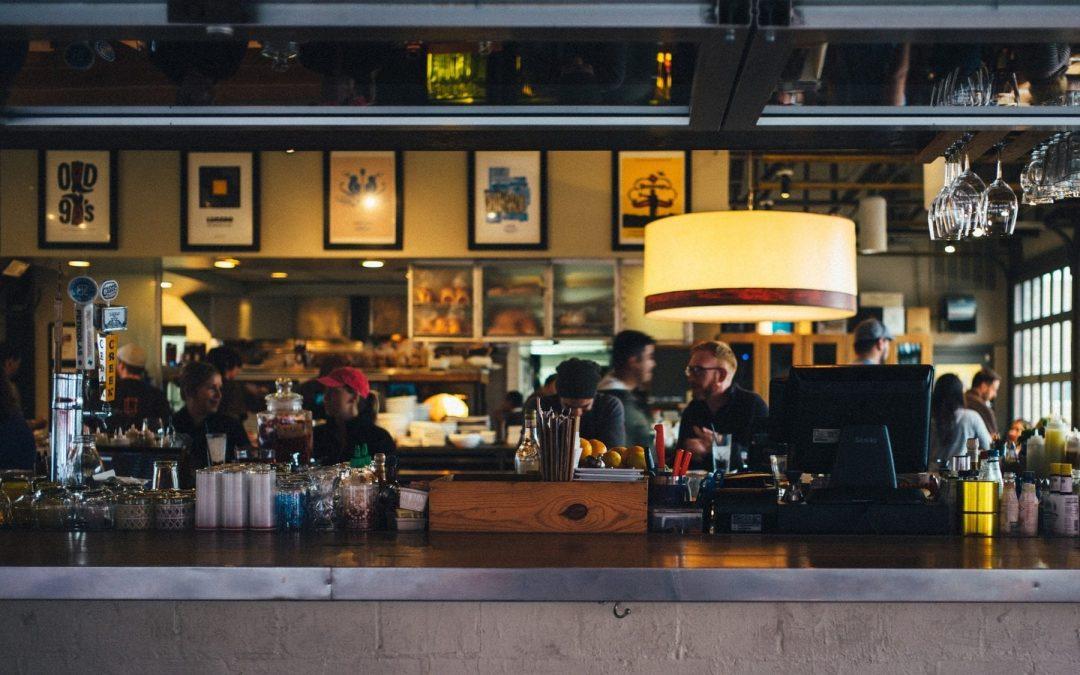 Restaurant Security—Security Cameras, Door Access, Fire Alarms & More