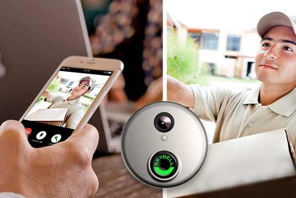Prevent Porch Pirates with a Video Doorbell