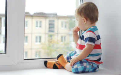Window Safety Tips for National Window Safety Week 2020