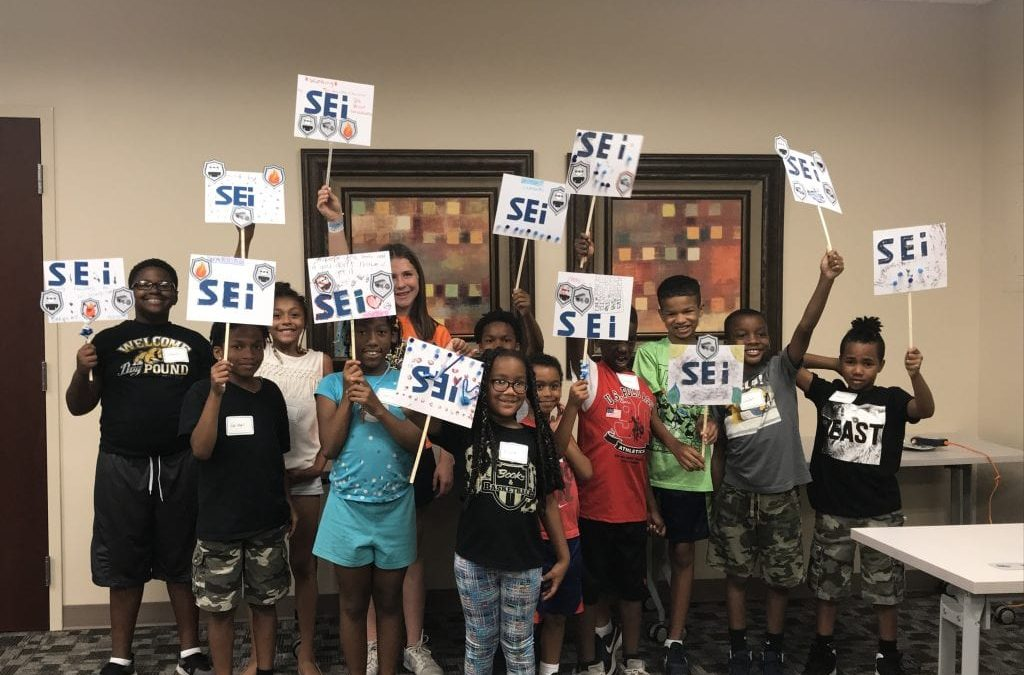 Nothing But Net Visits SEi for Corporate Tour