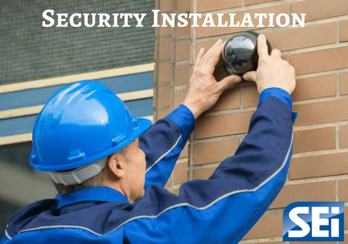 Security Installation: Do it yourself or hire the professionals?