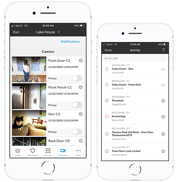 Smartphone Security Systems from SEi