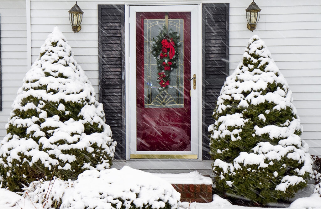 How Home Security Keeps You Safe During Extreme Winter Weather
